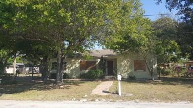 1912 Easter Avenue, Fort Pierce, FL 34950 - MLS#: RX-10411575