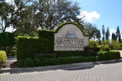 1300 Crestwood Ct S UNIT 1319, Royal Palm Beach, FL 33411 - MLS#: RX-10411585