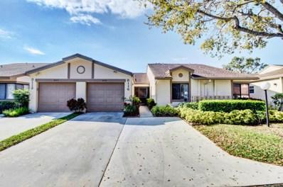 8116 Windgate Drive UNIT D, Boca Raton, FL 33496 - MLS#: RX-10411614