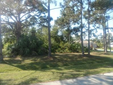 5864 NW Iota Court, Port Saint Lucie, FL 34953 - MLS#: RX-10411632