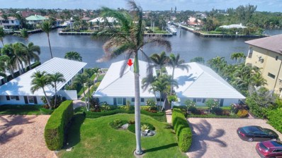 1034 Del Harbour Drive, Delray Beach, FL 33483 - MLS#: RX-10411649