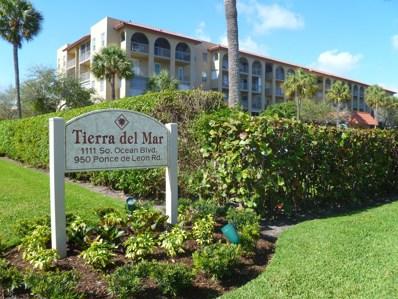 950 Ponce De Leon Road UNIT 104, Boca Raton, FL 33432 - MLS#: RX-10411662
