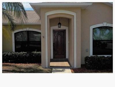 2402 SE Snapper Street, Port Saint Lucie, FL 34952 - MLS#: RX-10411671