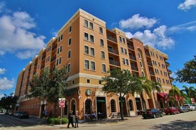 511 Lucerne Avenue UNIT 610, Lake Worth, FL 33460 - MLS#: RX-10411680