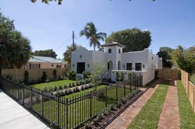 2911 Poinsettia Avenue, West Palm Beach, FL 33407 - MLS#: RX-10411699