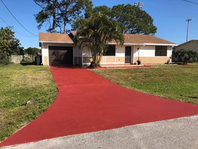 201 NW Curtis Street, Port Saint Lucie, FL 34953 - MLS#: RX-10411711