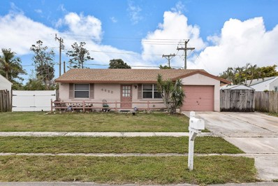 4658 Centurian Circle, Greenacres, FL 33463 - MLS#: RX-10411730