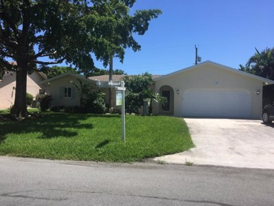 20 NE 16th Court, Delray Beach, FL 33444 - MLS#: RX-10411817