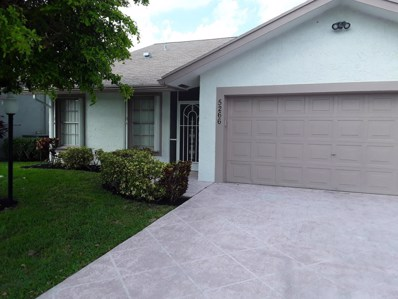 5266 Tiffany Anne Circle, West Palm Beach, FL 33417 - MLS#: RX-10411835