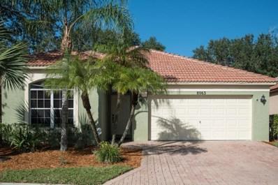 8063 Via Hacienda, Riviera Beach, FL 33418 - MLS#: RX-10411841