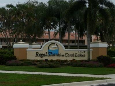 5876 Regal Glen Drive UNIT 208, Boynton Beach, FL 33437 - #: RX-10411850