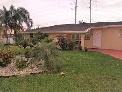 2390 W Lakewood Road, West Palm Beach, FL 33406 - MLS#: RX-10411866