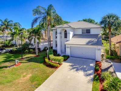 2840 N Clearbrook Circle, Delray Beach, FL 33445 - MLS#: RX-10411873