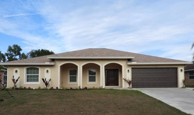 4385 SW Calah Circle, Port Saint Lucie, FL 34953 - MLS#: RX-10411959