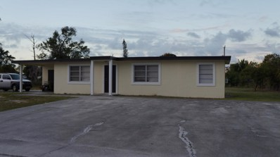 4097 Luzon Ave, Palm Springs, FL 33461 - MLS#: RX-10412056