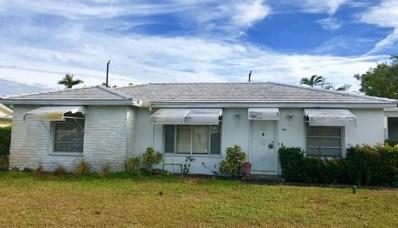 334 Glenn Road, West Palm Beach, FL 33405 - MLS#: RX-10412065