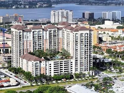550 Okeechobee Boulevard UNIT 610, West Palm Beach, FL 33401 - MLS#: RX-10412097