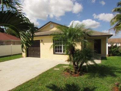 10079 Boynton Place Circle, Boynton Beach, FL 33437 - MLS#: RX-10412175
