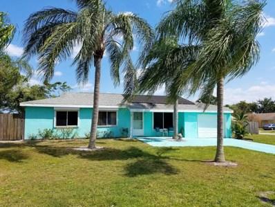 2052 SE Parkwood Circle, Port Saint Lucie, FL 34952 - MLS#: RX-10412222