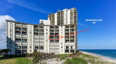 5400 N Ocean Drive UNIT 5b, Riviera Beach, FL 33404 - #: RX-10412276