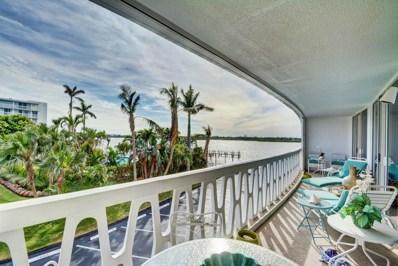 2505 S Ocean Boulevard UNIT 314, Palm Beach, FL 33480 - MLS#: RX-10412346