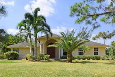 8165 120th Avenue N, West Palm Beach, FL 33412 - MLS#: RX-10412462