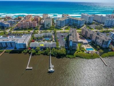3543 S Ocean Boulevard UNIT 105, South Palm Beach, FL 33480 - MLS#: RX-10412483
