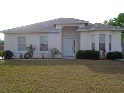 3598 SW San Benito Street, Port Saint Lucie, FL 34953 - MLS#: RX-10412502