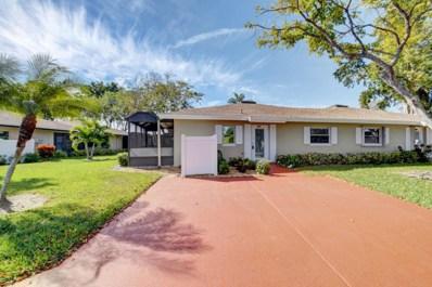 8976 Rheims Road UNIT A, Boca Raton, FL 33496 - MLS#: RX-10412567