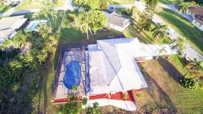 509 SW Ray Avenue, Port Saint Lucie, FL 34983 - MLS#: RX-10412647