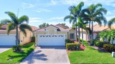 9541 Cherry Blossom Terrace, Boynton Beach, FL 33437 - MLS#: RX-10412708