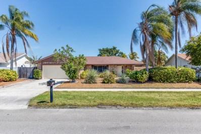 4240 Sugar Pine Drive, Boca Raton, FL 33487 - MLS#: RX-10412717