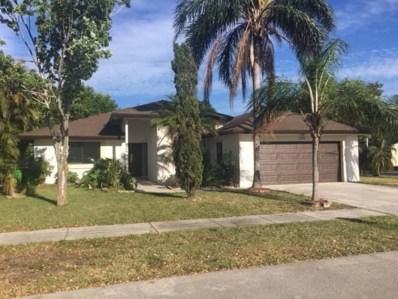 5202 NW 99 Ter Terrace, Sunrise, FL 33351 - MLS#: RX-10412738