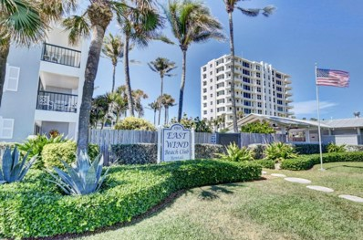 150 N Ocean Boulevard UNIT S-22, Delray Beach, FL 33483 - MLS#: RX-10412826