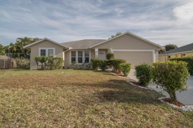 850 SW Nichols Terrace, Port Saint Lucie, FL 34953 - MLS#: RX-10412843