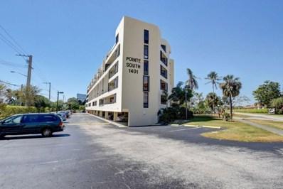 1401 S Federal Highway UNIT 405, Boca Raton, FL 33432 - MLS#: RX-10412852