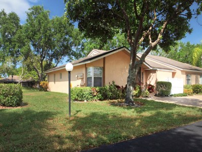 8913 Windtree Street, Boca Raton, FL 33496 - MLS#: RX-10412889