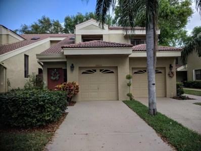 2803 Black Oak Way UNIT 2803, Boynton Beach, FL 33436 - MLS#: RX-10412900