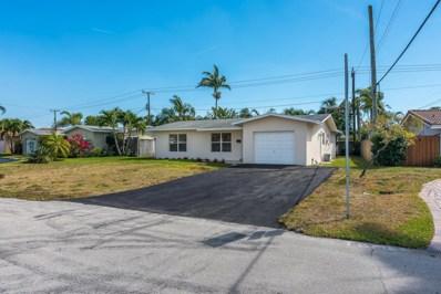 1810 NE 54th Street, Fort Lauderdale, FL 33308 - MLS#: RX-10412961