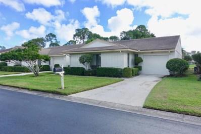 2681 SW Egret Pond Circle, Palm City, FL 34990 - MLS#: RX-10412970