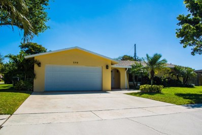 598 NW 13th Drive, Boca Raton, FL 33486 - MLS#: RX-10413051