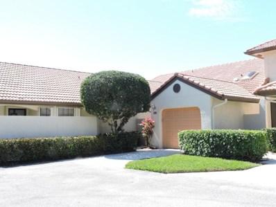 6013 Parkwalk Drive UNIT 1112, Boynton Beach, FL 33472 - MLS#: RX-10413119