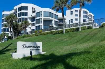 2575 S Ocean Boulevard UNIT 105s, Highland Beach, FL 33487 - MLS#: RX-10413154