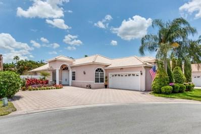 9038 Long Lake Palm Drive, Boca Raton, FL 33496 - MLS#: RX-10413177