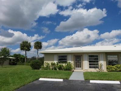 8865 Bella Vista Drive UNIT 288, Boca Raton, FL 33433 - MLS#: RX-10413196