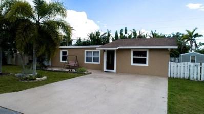 9110 Arpege Place, Lake Worth, FL 33467 - MLS#: RX-10413232