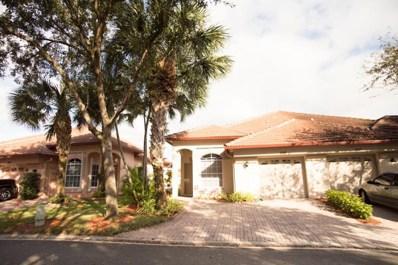 1019 Via Jardin, Riviera Beach, FL 33418 - MLS#: RX-10413261