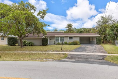 100 NW 46th Terrace, Plantation, FL 33317 - MLS#: RX-10413288