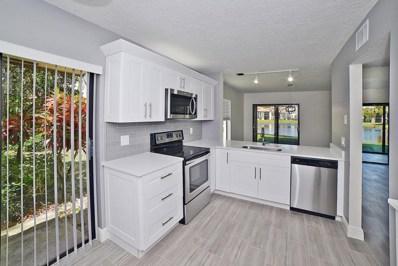 10883 Palm Lake Avenue UNIT 101, Boynton Beach, FL 33437 - MLS#: RX-10413318