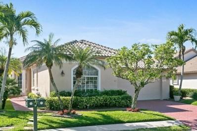 937 Augusta Pointe Drive, Palm Beach Gardens, FL 33418 - MLS#: RX-10413480